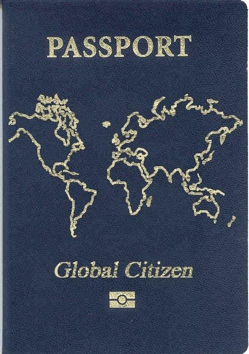 A difficult farewell–getting a new passport